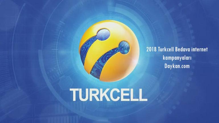 Elçiler Turkcell 10 GB Hediye Kampanyası – Turkcell Bedava İnternet