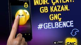 GNÇ Turkcell Çatlat Kazan Bedava İnternet Kap Kampanyası