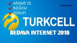 Turkcell Ramazan ve Sahur Paketi 2018 Mayıs-Haziran