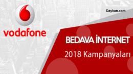 Vodafone Ramazan ve Sahur Paketi 2018 Mayıs-Haziran