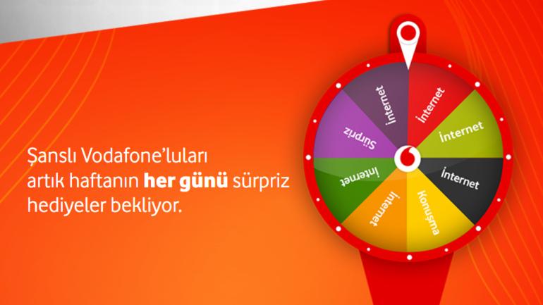Vodafone Bananevar Bedava internet ve hediyeler nasıl yapılır?