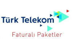 Türk Telekom Faturalı Paketler