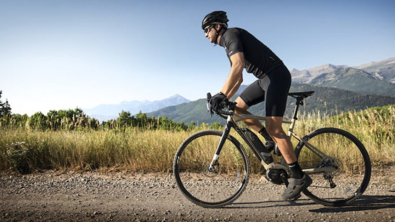 Yamaha'nın Yeni Elektrikli Dağ Bisikleti Yolda
