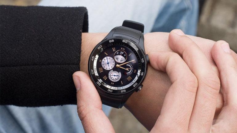 Huawei'nin Yeni Akıllı Saati FFC'de Çıktı