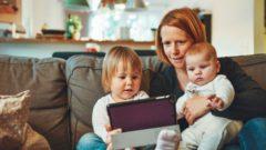 Teknolojik Alet Kullanımında Anne Çocuk Tutumu