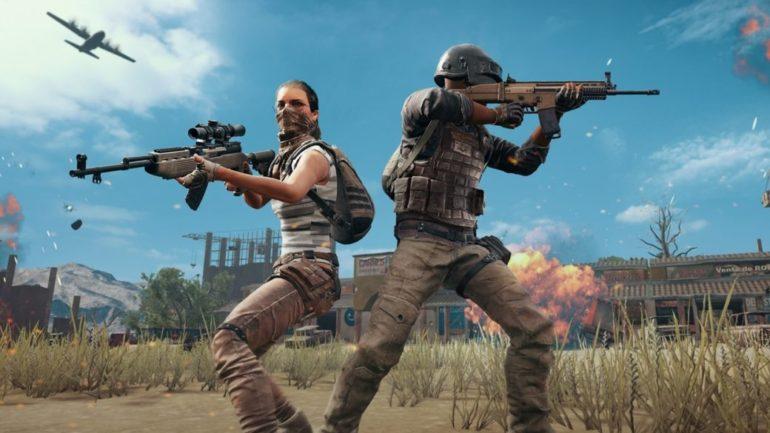Pubg Xbox Eylül 2018 Etkinlik Modu: Çöl Şövalyeleri