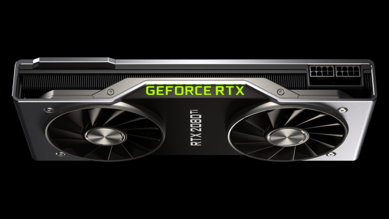 GEFORCE RTX™ 2080 Ti Founders Edition Özellikleri