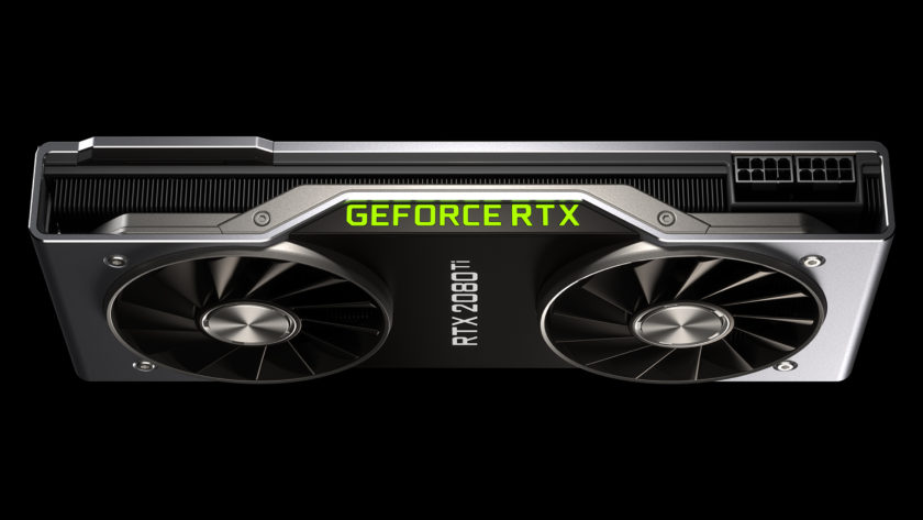 GEFORCE RTX™ 2080 Ti Founders Edition Özellikleri