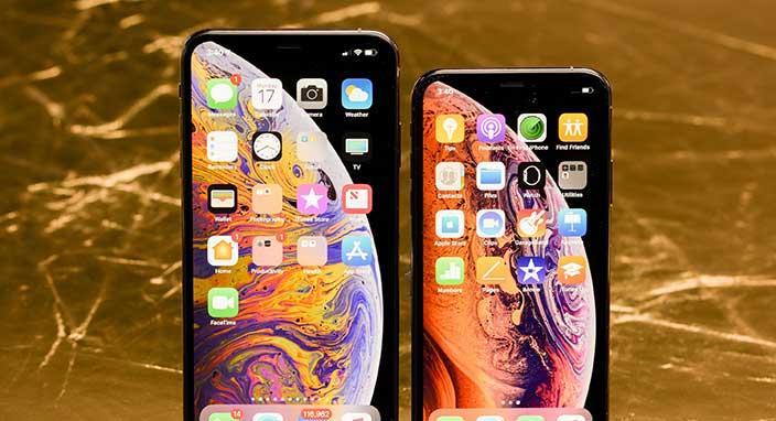iPhone XS Max Ekran Testini Kusursuz Bir Şekilde Tamamladı