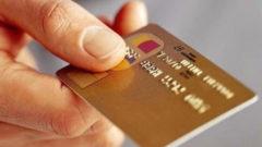 Kredi kartını yapılandırmak