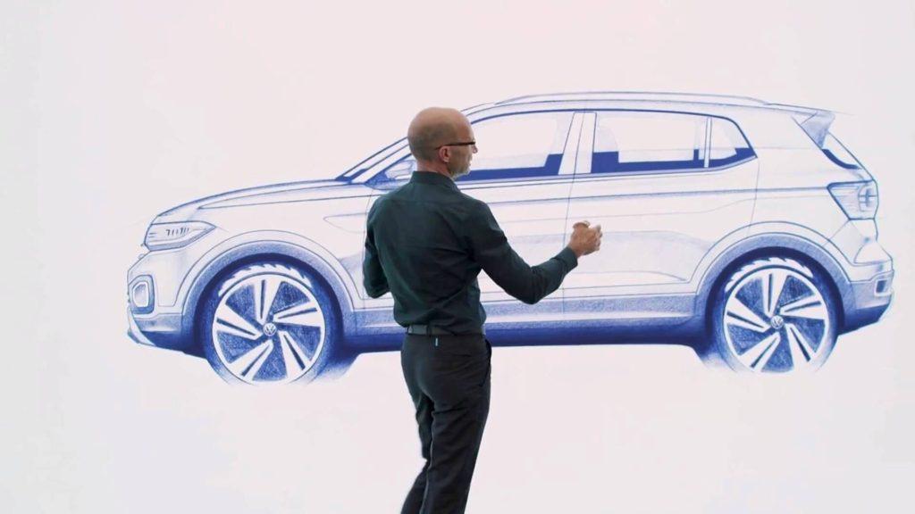 2019 Volkswagen T-Cross Lansmanı Gerçekleşti