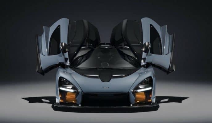 7 Milyon TL'lik McLaren Senna, Satın Alındıktan 1 Saat Sonra Pert Oldu