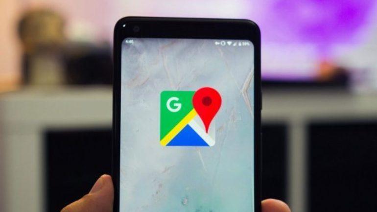 Google Maps için Enteresan Güncelleme