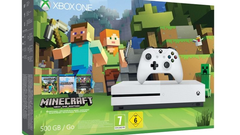 Microsoft, Minecraft Kullanıcıları için Özel Xbox One S Paketini Açıkladı