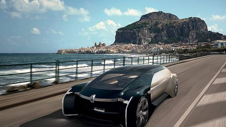 Renault'dan Elektrikli Araç Ez- Ultimo