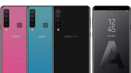 Samsung Galaxy A9s'nin Tanıtım Tarihi Duyuruldu