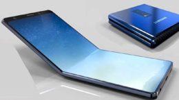 Samsung'un katlanabilir telefonları 2019'da gelebilir