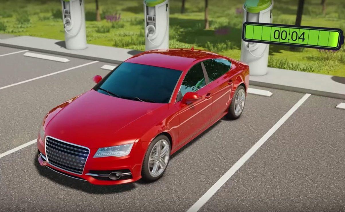 Telefondan Daha Hızlı Şarj Olabilen Elektrikli Arabalar Geliyor
