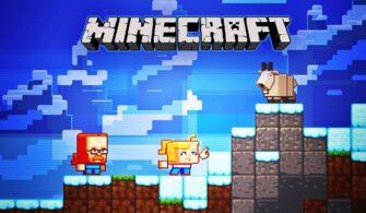 Minecraft 1.17 Beta