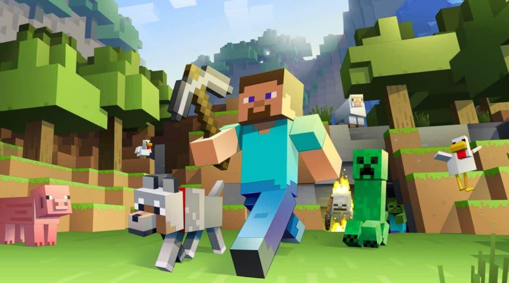 Minecraft oyunculara bedava pelerin dağıtıyor