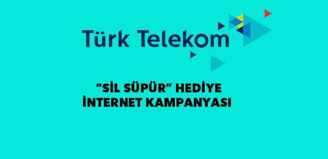 Türk Telekom Da Bedava İnternet